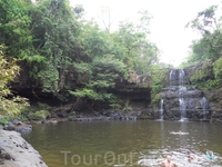 Водопад на острове Ко кут
