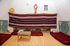 Матмама,жилище берберов