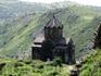 Гора Арагац, крепость при крепости Амберд 1026 г постройки