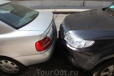 Вот так надо парковаться в Италии!