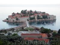 Святой Стефан -остров миллионеров