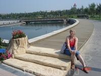 В Олимпийском парке.Байдахэ