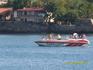 Наши лодки бороздят просторы Средиземного моря в Турции