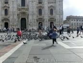 Центральная площадь города наполнена туристами с неизменными палками-селфи, местными жителями, которые спешат по своим делам, или же вышедшими с детьми ...