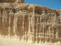 Вот такой вот бывает гора из песка