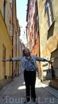 Стокгольм - старый город.