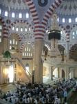 """Воскресный намаз в мечети """"Меджик"""" в ГРОЗНОМ"""