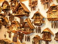 Знаменитые немецкие часы с кукушкой