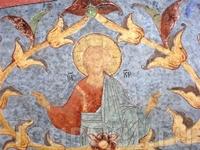 Фрески монастыря