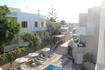 отель Димитриос бич вид с балкона на бассейн