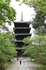 пагода храма Нинадзи входит в число памятников всемирного наследия ЮНЕСКО