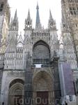 соборы Франции возникли из французской природы.