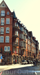 Просто красивый дом в Копенгагене