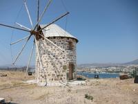 Турция,Бодрум,старая мельница