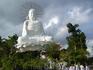 статуя сидящего будды - 26 метров