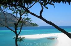 Mauntain beach