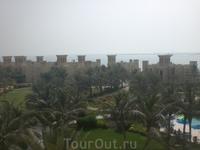 Отельный комплекс Al Hamra Fort