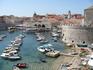 г.Дубровник,городская гавань