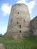 Одна из башен изборской крепости. успела сфотографировать до того, как крепость оделать в леса для проведения реставрации. И в каком она сейчас состоянии ...