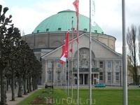 Куппельсаал - концертный зал, построенный меценатом