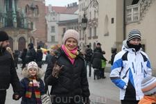 Экскурсия в Краков