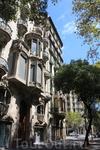 Барселона Это еще один дом,который произвел на меня впечатление.
