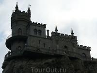 Ласточкино гнездо - визитная карточка Крыма