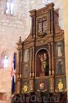 В соборе Пресвятой Девы Марии