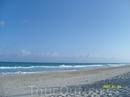 Атлантический океан...