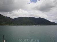Другая часть острова