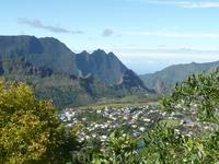 Силаос - город в вулканическом цирке, основанный в 17 веке беглыми рабами