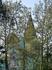 еще видно  храм за молодой едва  распустившихся на деревьях