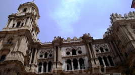 Malaga, Catedral - однорукая
