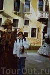Венеция зимой,карнавал