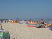 польское балтийское побережье - Междуводье