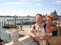 На набережной Венеции