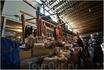 На рынке Телави