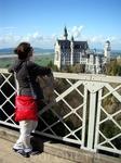 Знаменитый замок Neuschwanstein