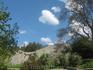 небо над Воронцовским дворцом