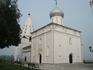 Троицкий Данилов монастырь. Троицкий собор. Построен в честь рождения Ивана Грозного.