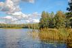 Система озёр на Валдае насчитывает около 300 природных водоемов.