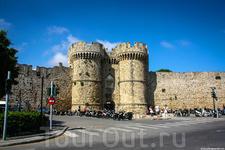 Ворота в старый город со стороны порта