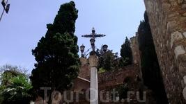 Malaga, Alcazar