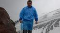 Туман на Эльбрусе.