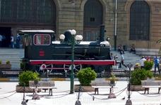 Стамбул, ж/д вокзал