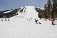 Гора Зеленая, выкат. Апрель 2009.