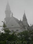 Замок, &quotпозаимствованный&quot другим сказочником - предприимчивым американцем Уолтом Диснеем