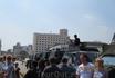 Каир, танки возле музея