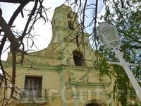 Колокольня церкви Сан-Франсиско