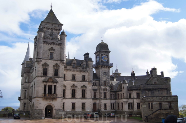 Замок Данробин